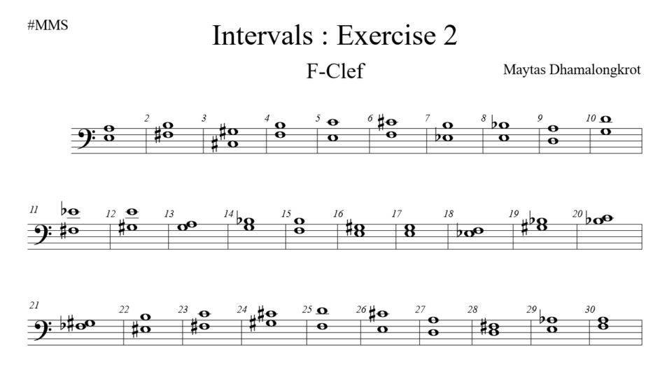 Interval EX 2