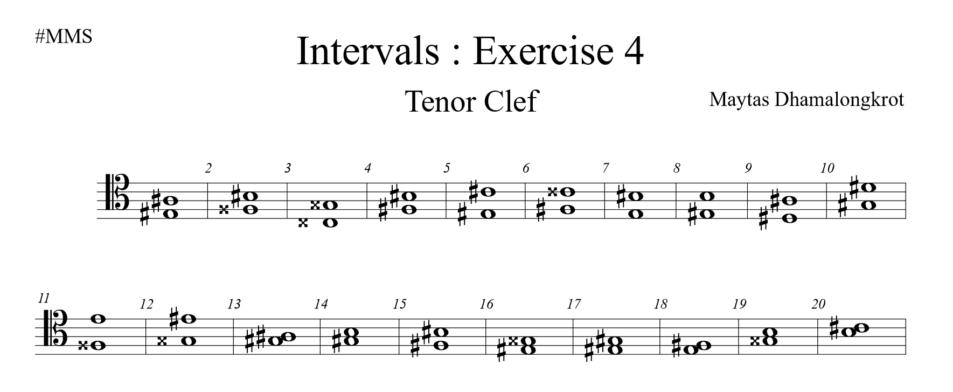 Interval EX 4
