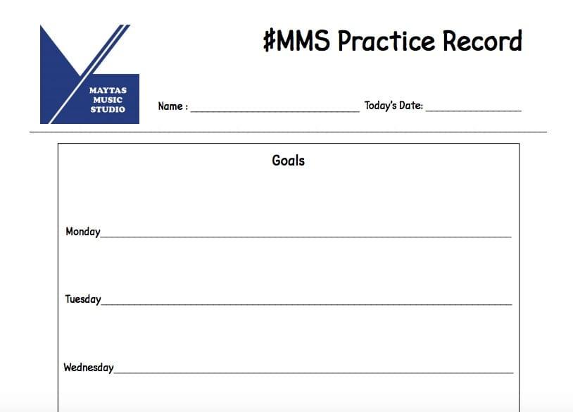 mms practice record